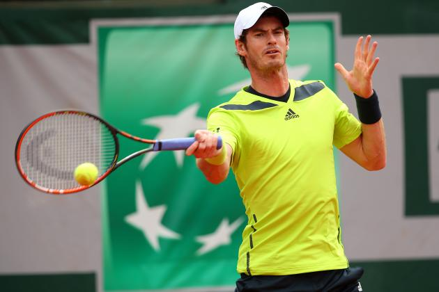 Andy Murray vs. Marinko Matosevic: Score and Recap from 2014 French Open