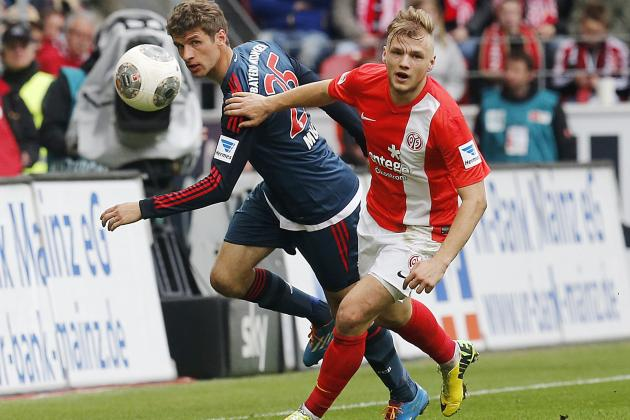 Scouting Report: Will Manchester United Target Mainz Maestro Johannes Geis?
