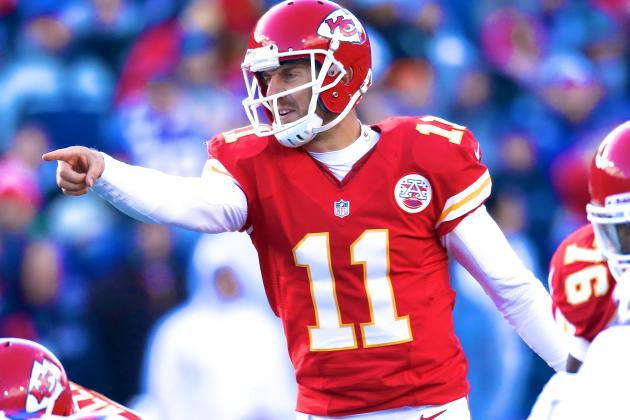 The Kansas City Chiefs Shouldn't Pay Alex Smith Like an Elite Quarterback