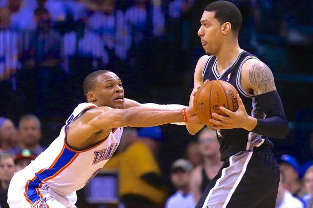 Spurs-Thunder Series Reignites Debate Between Star Power Versus System