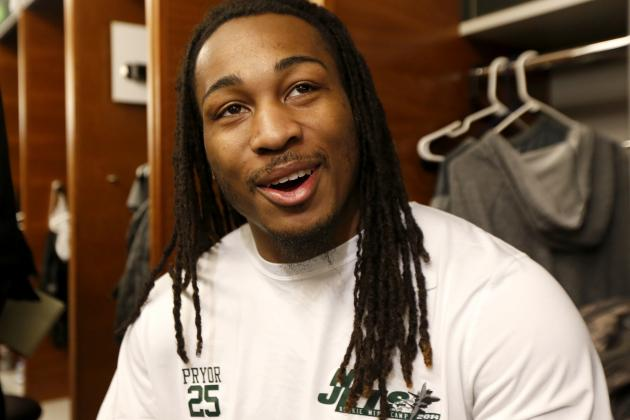 Jets Safety Calvin Pryor Sidelined by Wisdom Teeth Pain, Surgery