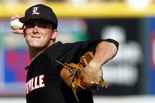 Nick Burdi: Prospect Profile for Minnesota Twins' 2nd-Round Pick