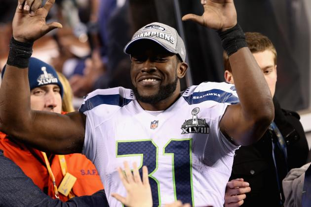 Kam Chancellor Ranked No. 65 in NFL Network's Top 100 Players of 2014