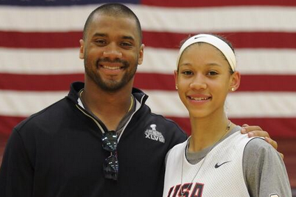 Russell Wilson's Sister Named to U.S. Junior National Basketball Team
