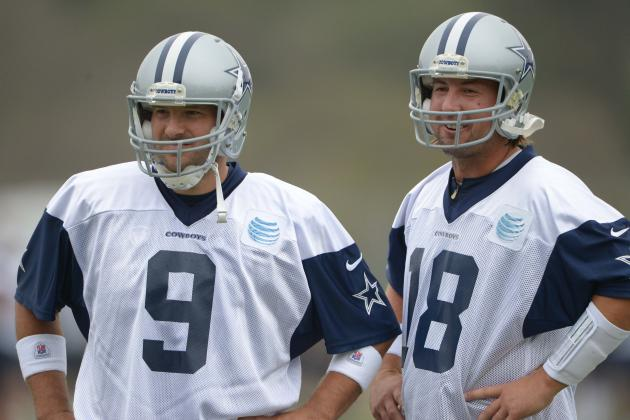 Is There a Rift Between Romo, Kyle Orton?