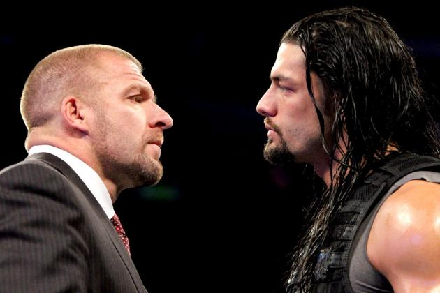 How the Shield Losing at Payback Could Set Up Roman Reigns vs. Triple H