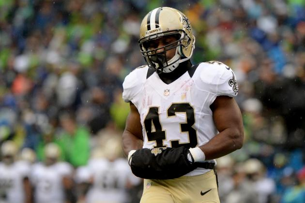 Projecting Sproles' Impact in 2014