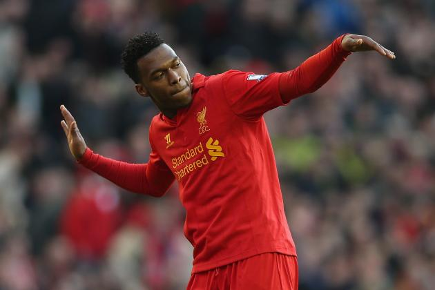 Daniel Sturridge Goal Celebration Dance Hailed by JMC Track