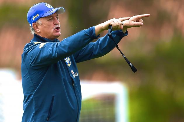 Brazil in Fine Form for World Cup but Scolari's Team Not Without Weaknesses