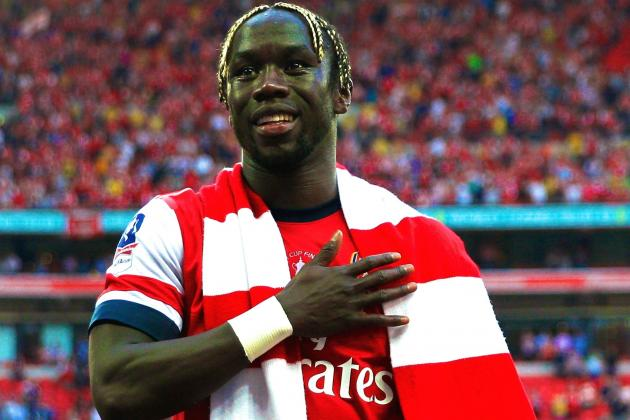 Bacary Sagna Confirms He's Played Final Match for Arsenal