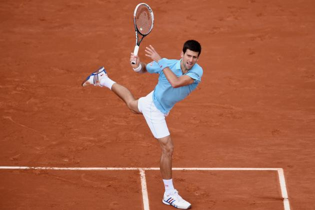 French Open 2014: Full TV and Live Stream Schedule for Day 6 at Roland Garros