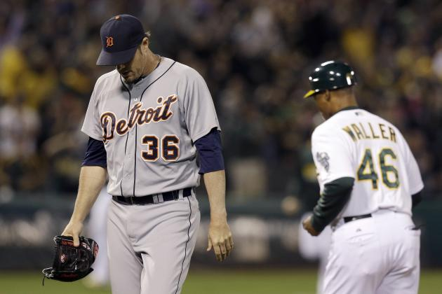 Tigers vs. Athletics Live Blog: Instant Reactions and Analysis