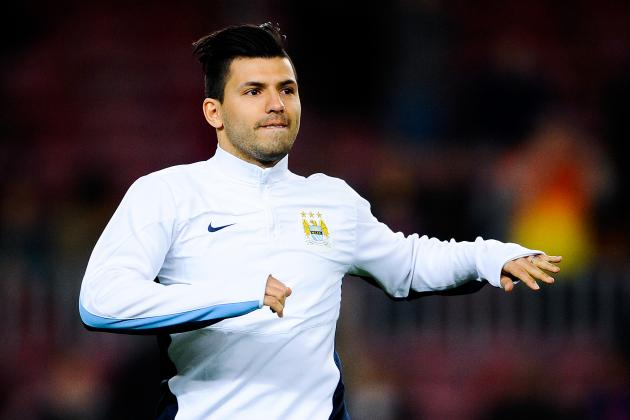 Why Manchester City Must Resist All Transfer Moves for Striker Sergio Aguero