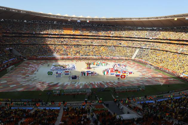 World Cup 2014 Opening Ceremony: Date, Start Time and Live Stream Info