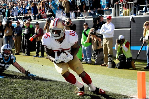 Source: Vernon Davis Seeks New Contract