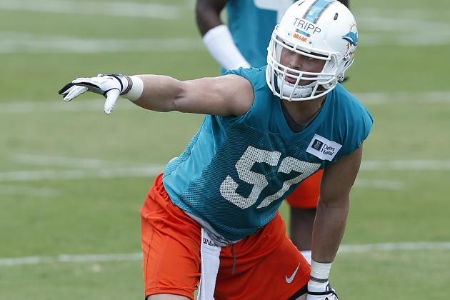 2014 NFL Draft: Jordan Tripp Could Be Best Value Pick for Miami Dolphins
