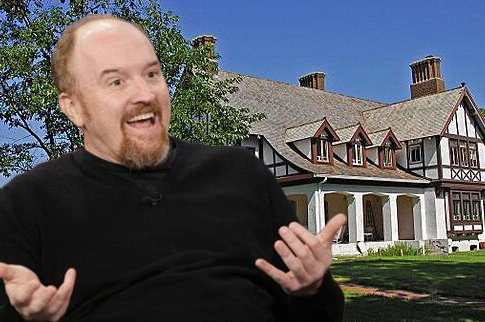 Louis C.K. Buys Babe Ruth's Hamptons Getaway for $2.5 Million