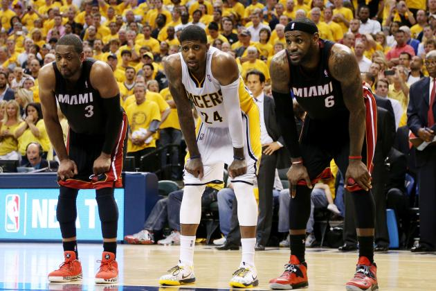 Indiana Pacers Still Looking for Blueprint to Beat Miami Heat Entering Game 6