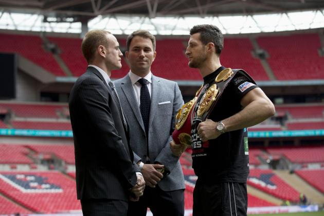 Froch vs. Groves 2: Viewing Info and Preview for Major British Boxing Showcase