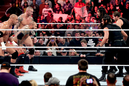 Projecting Who Will Win at Payback When Evolution Takes on The Shield
