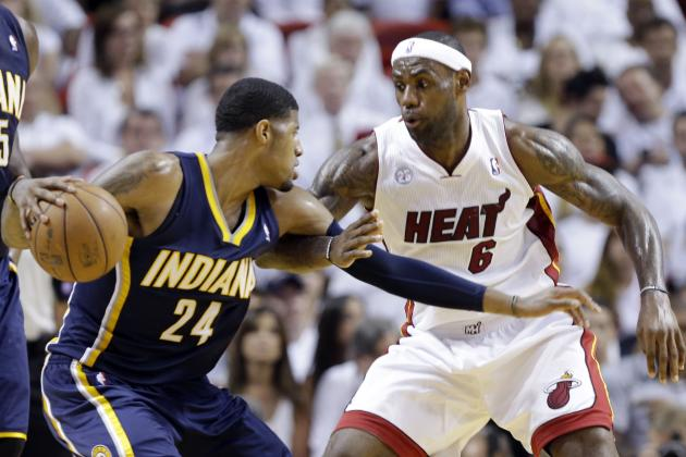 NBA Playoff Schedule 2014: Updated Bracket and TV Info for Friday's Action