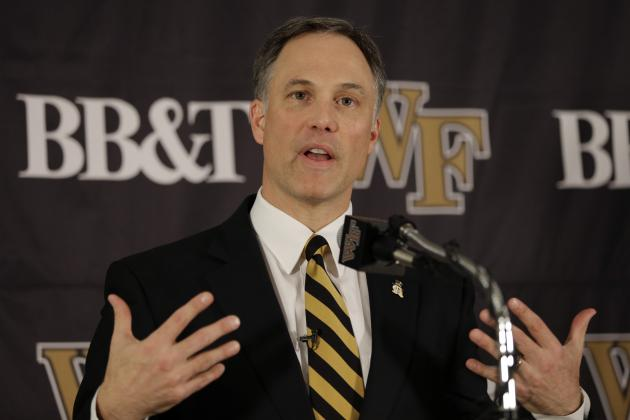 How Wake Forest Football Can Turn Things Around in 2014