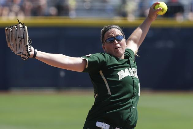 College Softball World Series 2014: Day 1 Results, Highlights, Twitter Reaction