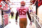 Vernon Davis Opens Up on Contract Holdout