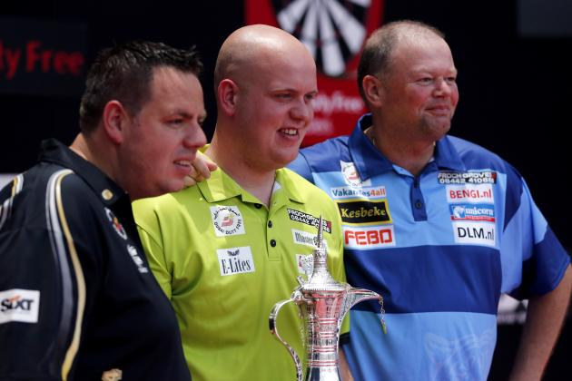 World Series of Darts 2014: Tracking Scores and Results from Dubai