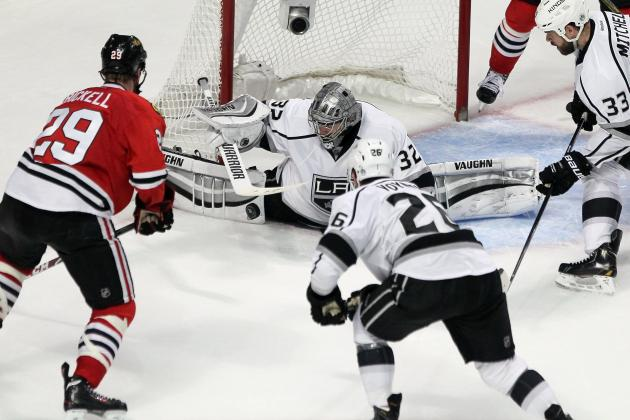 Los Angeles Kings Were Their Own Worst Enemy in Game 5 vs. Chicago Blackhawks