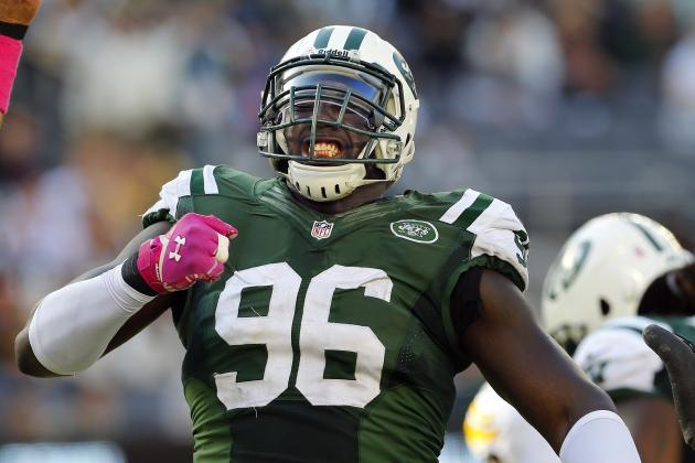 Jets Lineman Muhammad Wilkerson Welcomes First Son