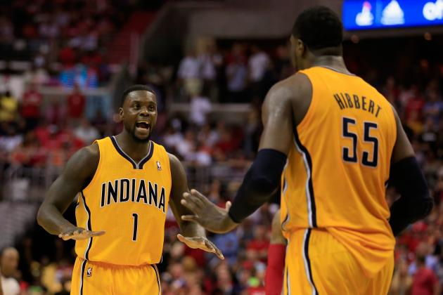 Stephenson, Hibbert Fined for Flopping in Game 5