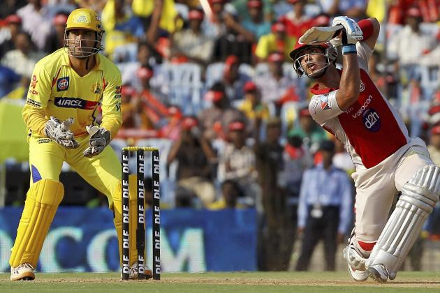 Chennai vs. Punjab Qualifier 2, IPL 2014: Date, Time, Live Stream and Preview