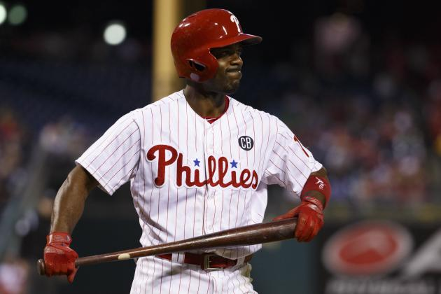 Phillies' Jimmy Rollins 2nd in Franchise History to Play 2,000 Games