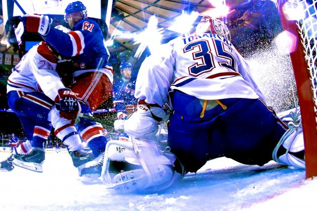 New York Rangers vs. Montreal Canadiens: Preview and Prediction for Game 6