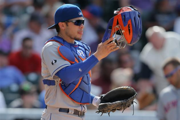 Mets Lineup: d'arnaud Returns vs. Phillies