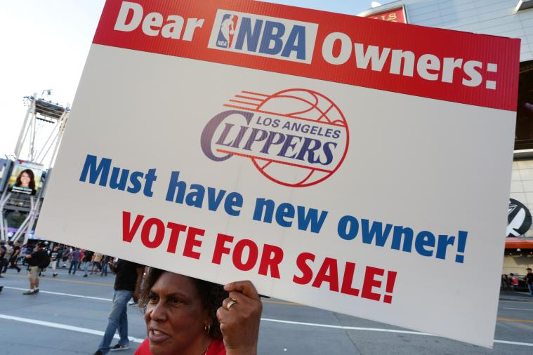 Hunt for New Los Angeles Clippers Owner Makes Its Way to Craigslist
