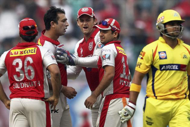 IPL Playoffs 2014: Key Players and Predictions for Chennai V Punjab Qualifier
