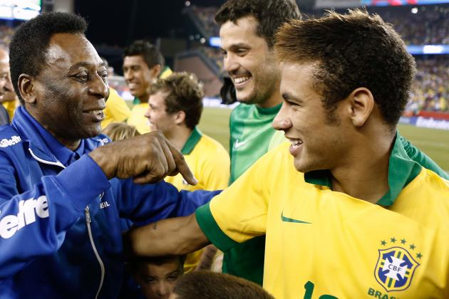 Why Neymar Is Under Most Pressure for Brazil at the 2014 World Cup