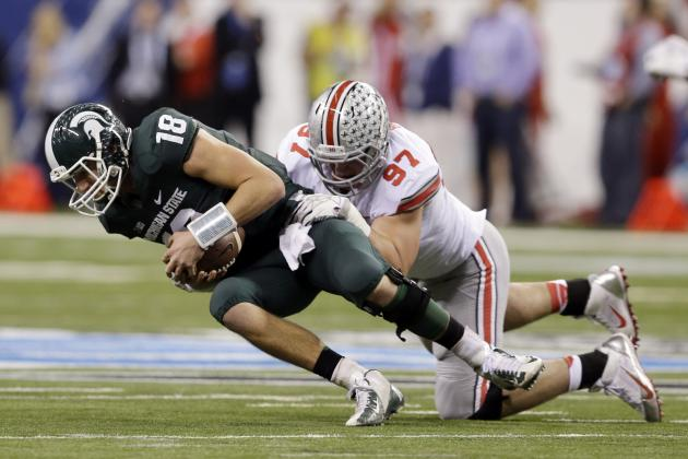 Ohio State Football: Joey Bosa, Buckeyes D-Line in for Big 2014 Season