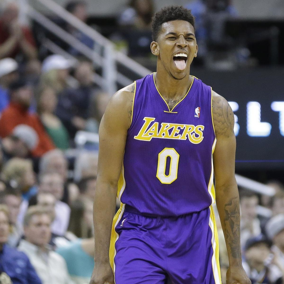 Lakers Rumors: Latest Buzz Surrounding Nick Young, Carmelo
