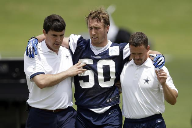How Sean Lee Injury Affects the Dallas Cowboys Defense Heading into 2014 Season