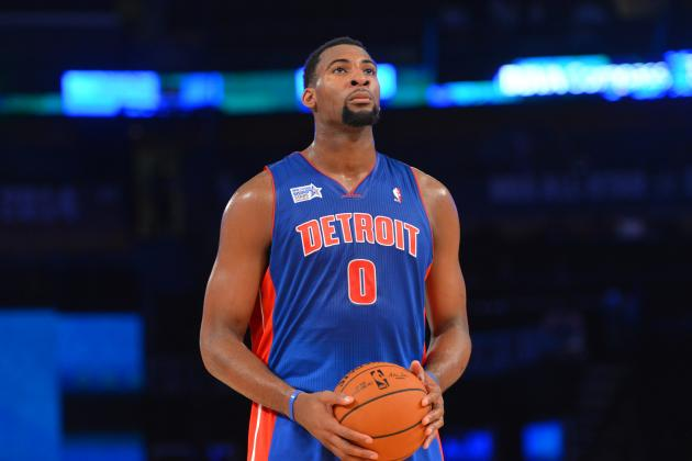 Stan Van Gundy Says 'The Sky Is the Limit' for Andre Drummond