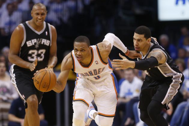 NBA Western Conference Finals 2014: Keys to Victory for Spurs and Thunder