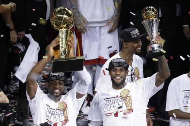 NBA Finals Schedule 2014: Updated TV Info and Predictions