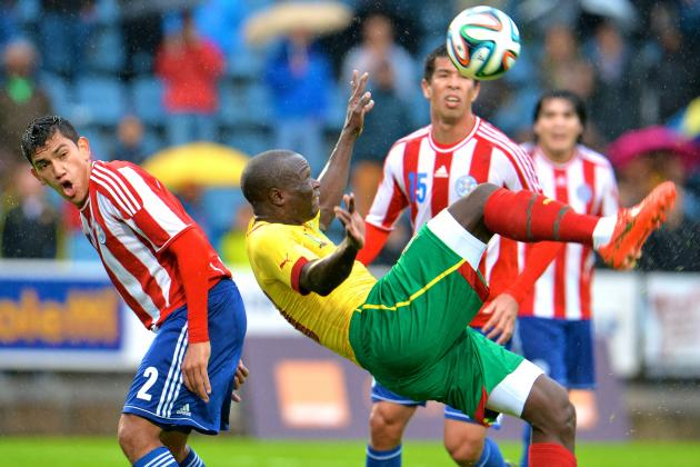 Cameroon vs. Paraguay: Score, Report and Post-Match Reaction