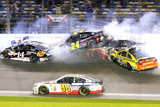 Have They Made Auto Racing Too Safe?