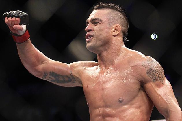 Vitor Belfort's Long, Strange UFC Trip Is About to Take Its Weirdest Turn Yet
