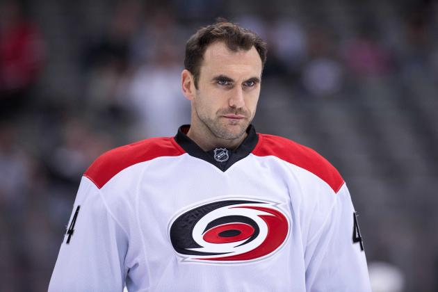 Why Jay Harrison Should Be Traded by the Carolina Hurricanes This Offseason