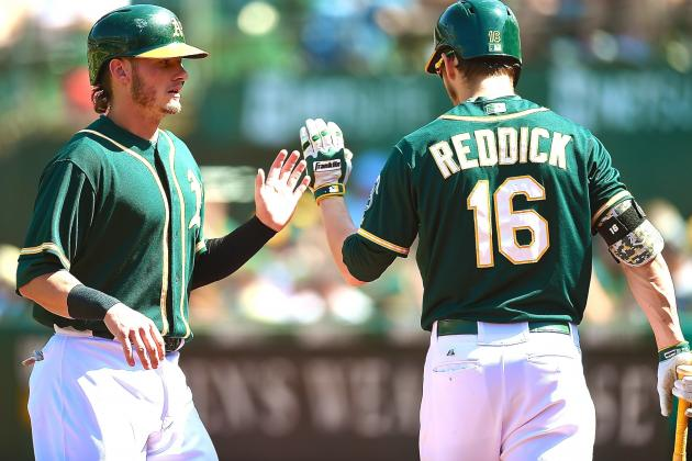 Who Is the A.L.'s Top 2014 Contender, Blue Jays, Tigers or A's?